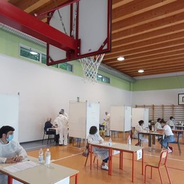 Iniziati i test sierologici in Valle Seriana Finora 16mila prenotazioni - Foto