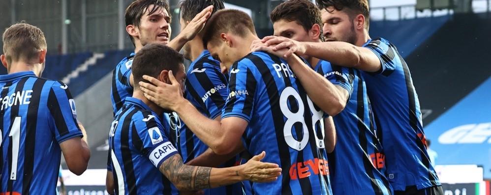 L'Atalanta e la Champions Obiettivo possibile: il terzo posto