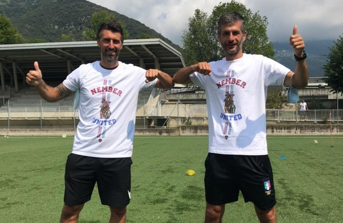 Filippo Carobbio e Mauro Minelli