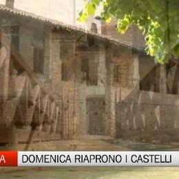 Pianura - Da domenica riaprono i castelli