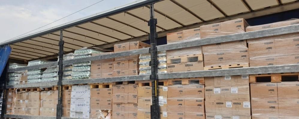 Prodotti Palmolive-Colgate  per le famiglie bergamasche
