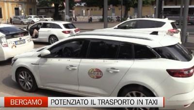 Taxi a Bergamo: arrivano nuove licenze. Privilegiate le auto green
