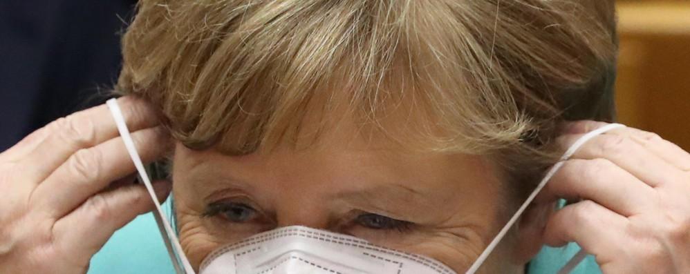 Merkel, obiettivo intesa su Recovery entro estate