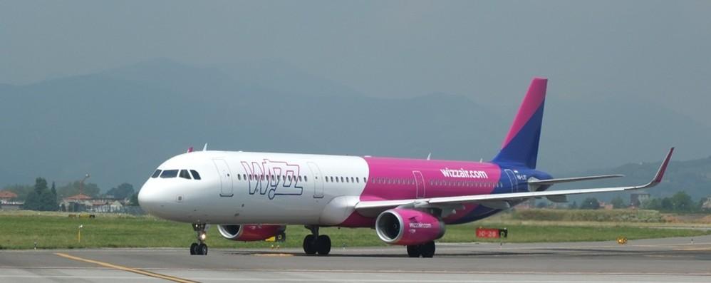 Da Orio al Serio si vola in Russia Volo per San Pietroburgo con Wizz Air