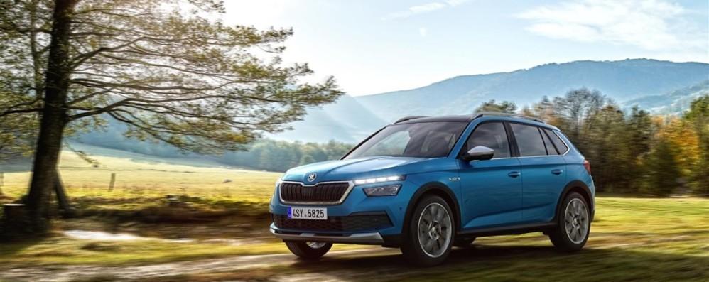 I modelli Škoda  si aggiornano