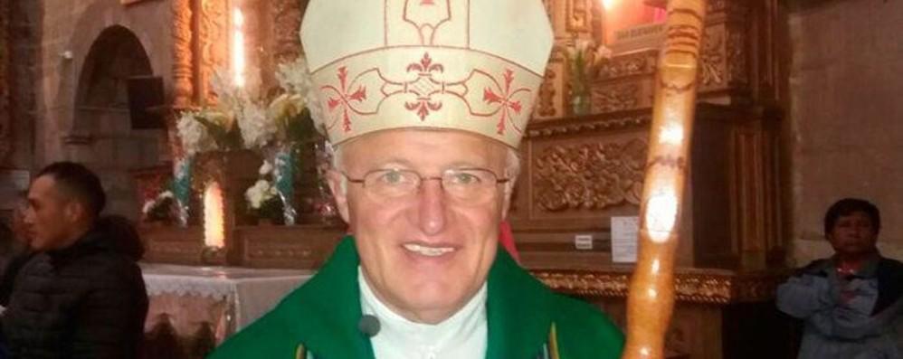 Lutto nel mondo missionario bergamasco È morto monsignor Eugenio Scarpellini