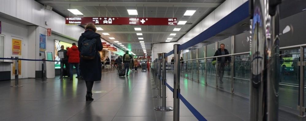 Allagamenti e danni allo scalo di Orio Voli e operatività dell'aeroporto regolare