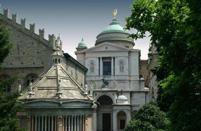 La Cattedrale di Sant'Alessandro, in Città Alta