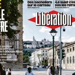 Bergamo in prima pagina su «Libération» «Covid, la città martire torna a vivere»
