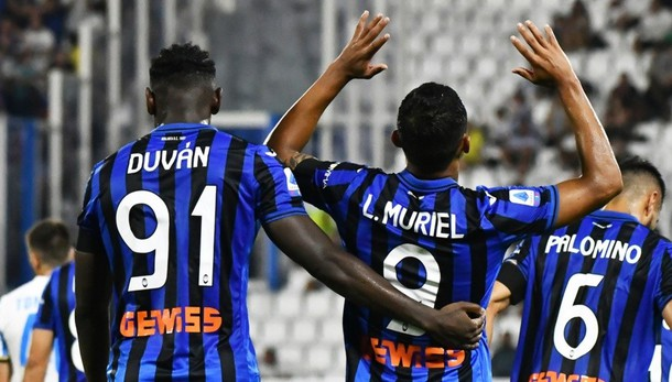 Differenza reti da top ten europea per l'Atalanta macchina da gol