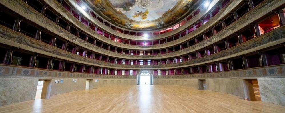 Donizetti, interni quasi finiti «Sarà pronto a ottobre»