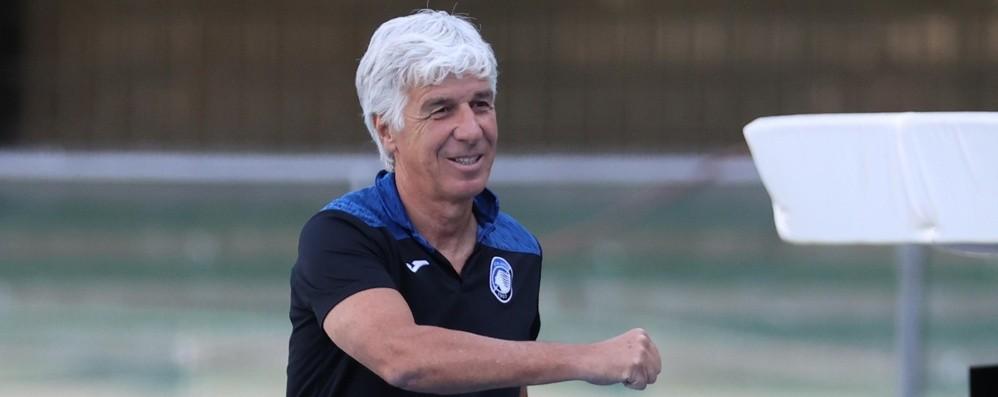 Gasperini: «Oggi ci è mancata la lucidità Avversario difficile, aveva voglia di rivalsa»