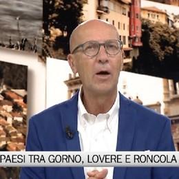 Gente e Paesi, tappe a Gorno, Lovere e Roncola San Bernardo