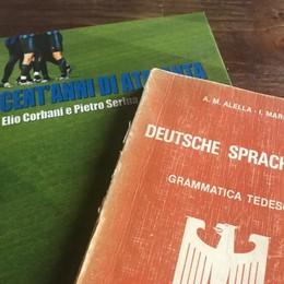 Il prof. Caudano fra le lezioni di tedesco e quelle dell'Atalanta: si può  migliorare