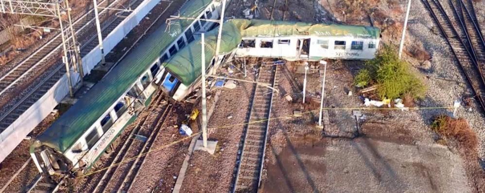 Il treno deragliato a Pioltello Chiesto il processo per 9 persone