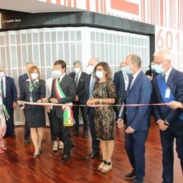 L'aeroporto di Orio compie 50 anni Pronta la nuova area extra-Schengen