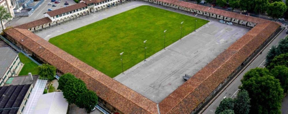 L'Università al Lazzaretto Un mese di test e cerimonie