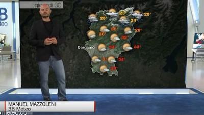 Meteo, le previsioni per giovedì 30 luglio