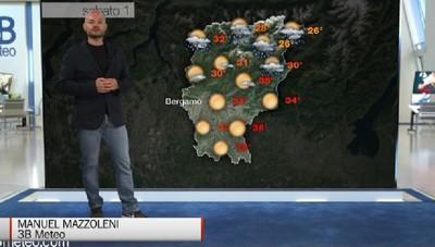 Meteo, le previsioni per sabato 1 agosto