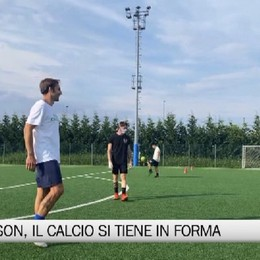 Off season, gli allenamenti individuali del calcio post lockdown