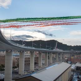 Ponte di Genova, l'orgoglio italiano