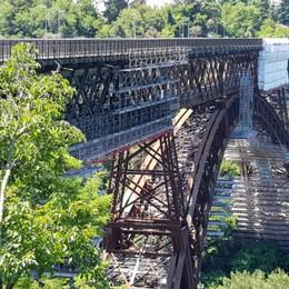 Ponte San Michele, in pensione dal 2040 Due progetti per il nuovo attraversamento