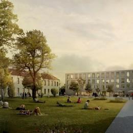 Residenze universitarie nelle ex caserme Con la Montelungo  anche la Colleoni