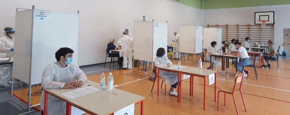 Test sierologici in Val Seriana Il 41% ha avuto il coronavirus