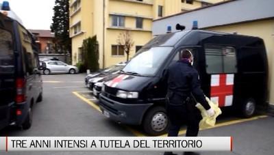 Tre anni a Bergamo al comando dei carabinieri provinciali. Il colonnello Storoni traccia il bilancio di questo periodo intenso