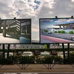 Treno per Orio: ecco la nuova stazione Lavori al via da settembre 2021