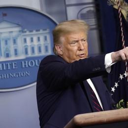 Trump in crisi alza lo scontro