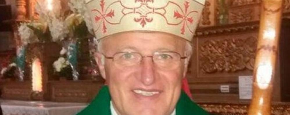 Vescovo Scarpellini: arriva la salma Mercoledì 5 i funerali a Verdellino