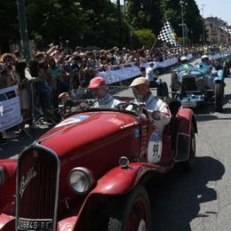A sorpresa arriva la «1000 Miglia» Quest'anno farà tappa a Treviglio