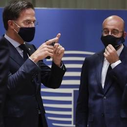 Aiuti europei, grande schiarita per l'Italia