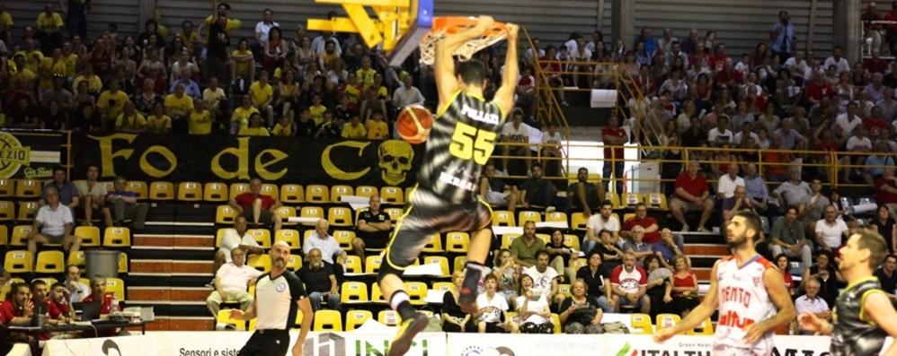 Basket, Treviglio rimane «Cassa Rurale» A Bergamo potrebbe tornare Pullazi