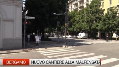 Bergamo: chiude per un mese il sottopasso ferroviario della Malpensata