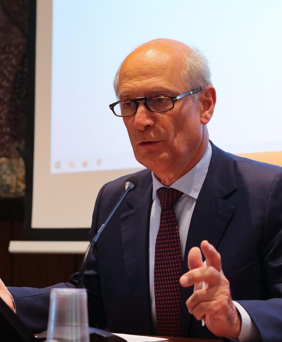 Carlo Mazzoleni presidnete della Camera di Commercio di Bergamo
