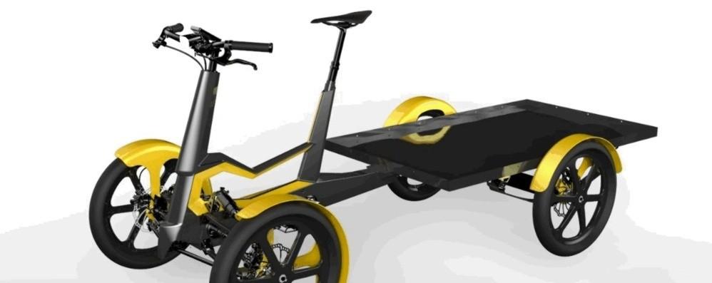 Bergamo vince un  bando europeo Test su nuova e-bike per la disabilità