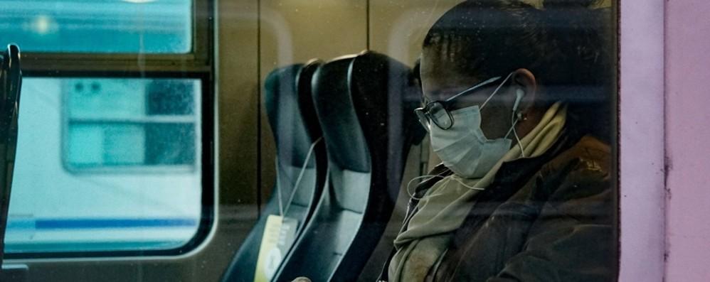 Bus e treni, posti a sedere al 100% Ma resta l'obbligo della mascherina