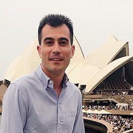 «Ciclismo e caffè: in Australia la mia cronoscalata verso il futuro»