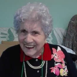 Endine Gaiano, addio a nonna Rosa Un racconto di vita lungo 106 anni