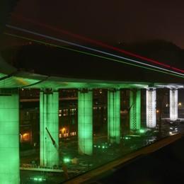 Genova, il nuovo ponte Morandi   Un'opera che parla  anche bergamasco