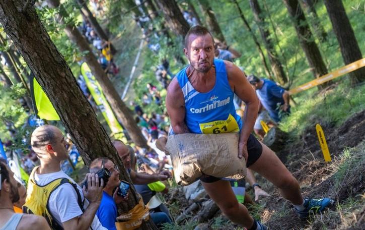 «Magut Race», sfida tra 100 concorrenti  Sabato 1 agosto la «pazza» gara dei muratori