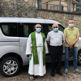 Maria, il dono prima di morire: il suo furgone in regalo ai disabili