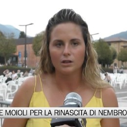 Nembro, Martina Caironi e Michela Moioli al festival delle rinascite