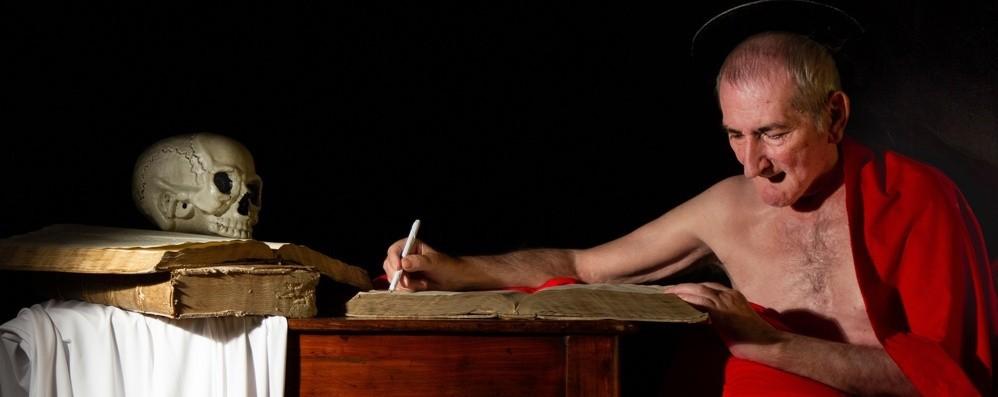 Nuovi volti nei capolavori del Caravaggio  Sono quelli dei nonni della casa di riposo