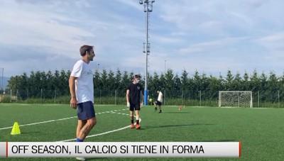 Off season, gli allenamenti individuali del calcio post lockdown