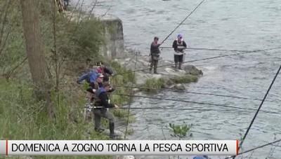 Pesca sportiva, domenica a Zogno riparte la stagione