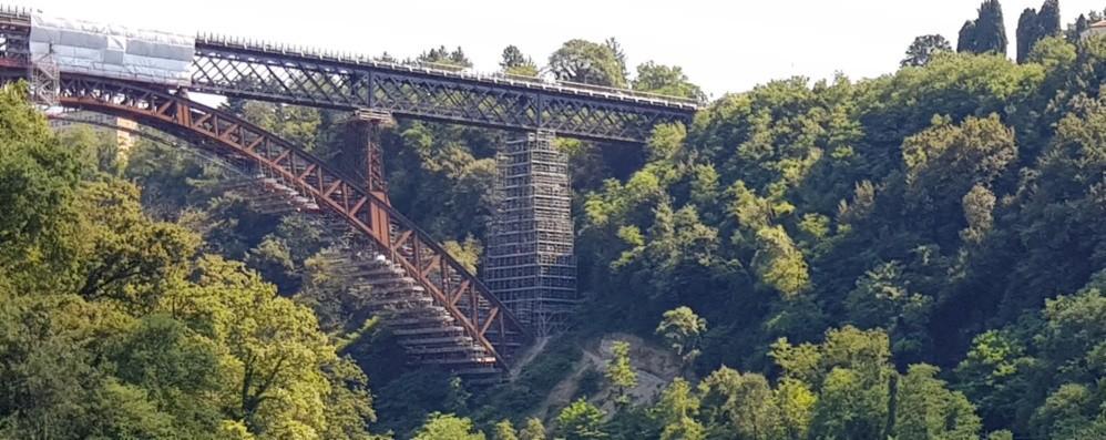 Ponte San Michele, lavori quasi finiti Dal 14 settembre via libera anche ai treni