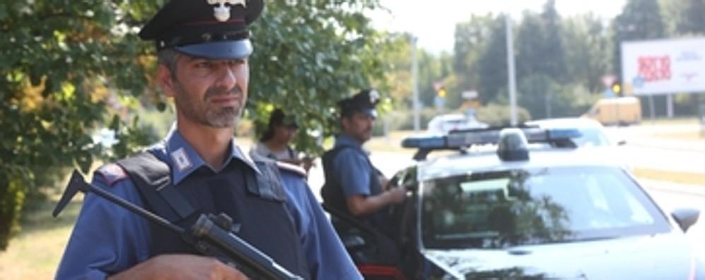 Tenta di estorcere denaro a imprenditore Blitz dei carabinieri, 32enne  in cella